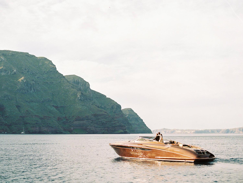 riva-speed-boat-hire-weddings-santorini